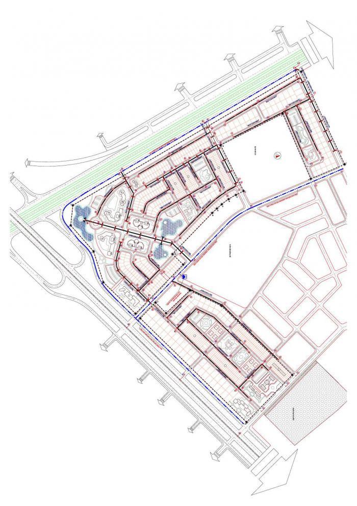 Lập dự án, thiết kế BVTC dự án Xây dựng HTKT Khu đô thị BMC - Mê Linh