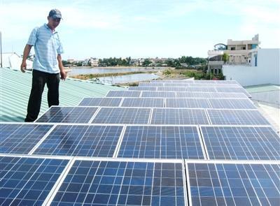 Bệnh viện điện mặt trời đầu tiên