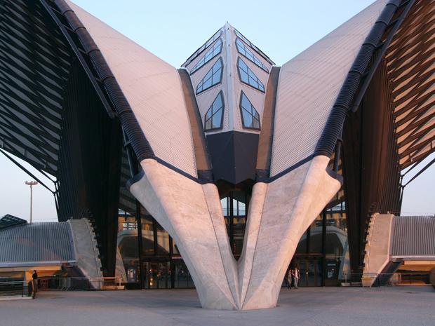 Kiến trúc sư Santiago Calatrava