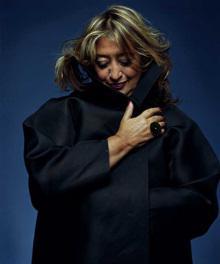 Kiến trúc sư Zaha Hadid