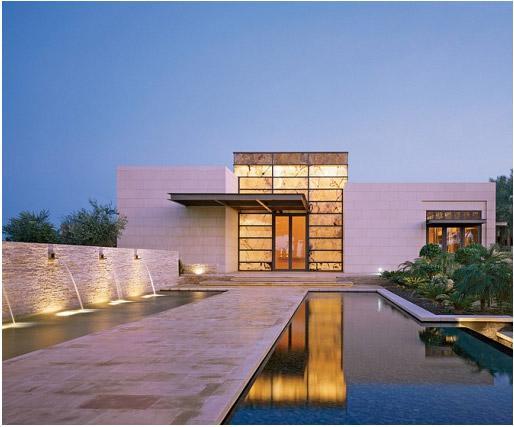8 ngôi nhà tuyệt đẹp trên sa mạc